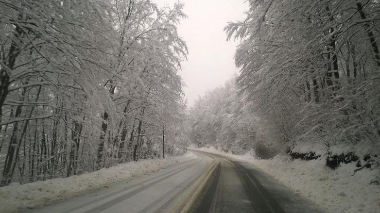 Στον κλοιό της «Ζηνοβίας»: Πυκνές χιονοπτώσεις σε πολλές περιοχές της χώρας
