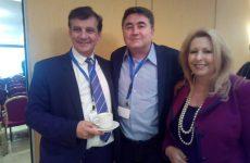 Σε διεθνές συνέδριο για την Υγεία ο αντιπεριφερειάρχης Β. Αναγνωστόπουλος