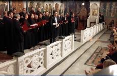 Επιτυχημένη εμφάνιση της Χορωδίας Ιεροψαλτών της ΙΜΔ στα Τρίκαλα