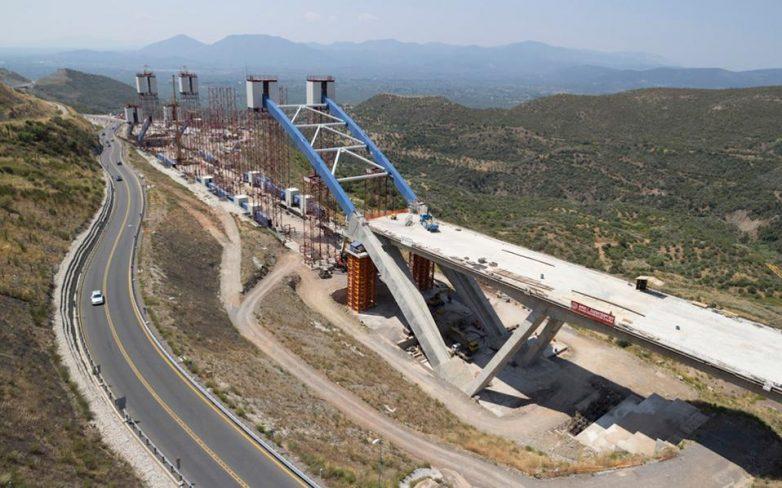 Πάνω από 1,3 δισ. ευρώ σε μεγάλα έργα υποδομών και περιβάλλοντος