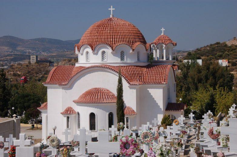 Πανήγυρη του Αγίου Λαζάρου στο νέο Κοιμητήριο