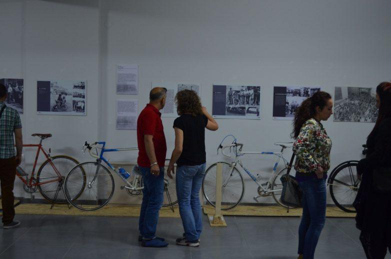 Έκθεση και παράλληλες δράσεις για το ποδήλατο