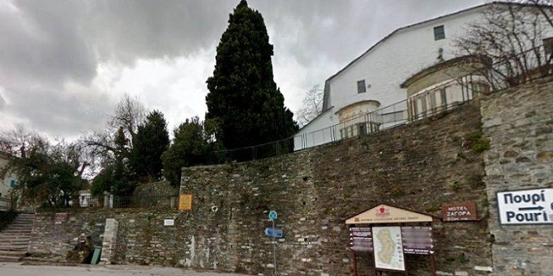 Την ανάδειξη της πλατείας Αγ. Γεωργίου σχεδιάζει η δημοτική αρχή Ζαγοράς -Μουρεσίου
