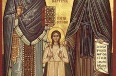 Πανηγύρεις Αγίου Ραφαήλ στη Ι.Μ.Δ.