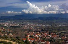 Σε αποκατάσταση ζημιών στο οδικό δίκτυο της Αγιάς προχωρά η Περιφέρεια Θεσσαλίας
