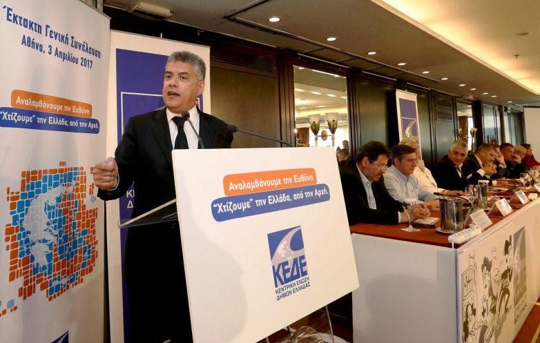Κ. Αγοραστός :  «Ο διάλογος για το τι Αυτοδιοίκηση θέλουμε,  είναι ουσιαστικά διάλογος για το τι Ελλάδα θέλουμε»