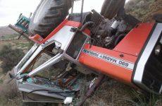 Θανατηφόρο τροχαίο ατύχημα στο Κιλελέρ Λάρισας