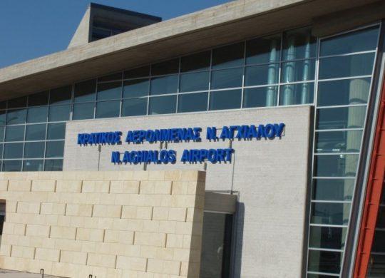 Θ. Καμμένου: Αναγκαία η σύσταση  φορέα λειτουργίας του Αεροδρομίου Ν. Αγχιάλου