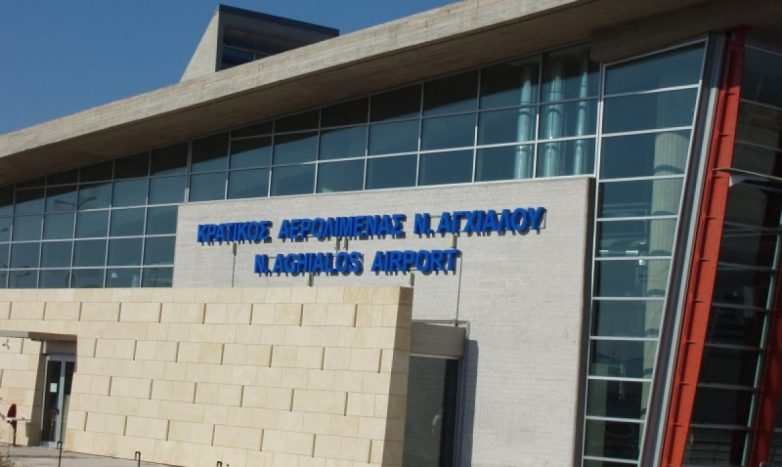 Σύλληψη αλλοδαπού στον Αερολιμένα Νέας Αγχιάλου