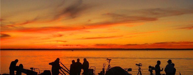 Εκδήλωση για τη διεθνή ημέρα αστρονομίας  στην παραλία του Βόλου