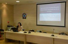 Ενημερωτική ομιλία για «Μεταγωγές ατόμων με ψυχικές διαταραχές – Η διαχείριση και η αντιμετώπισή τους από την Αστυνομία»
