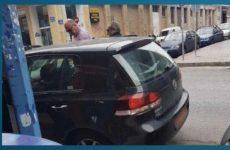 Με υπηρεσιακό αυτοκίνητο του Δήμου Βόλου ο σε αργία Αχ. Μπέος