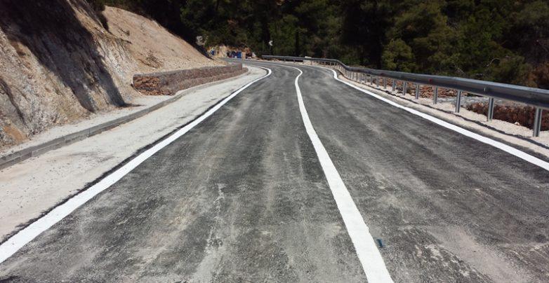 Βελτιώνει την οδική ασφάλεια στο οδικό δίκτυο της Π.Ε. Μαγνησίας η Περιφέρεια Θεσσαλίας