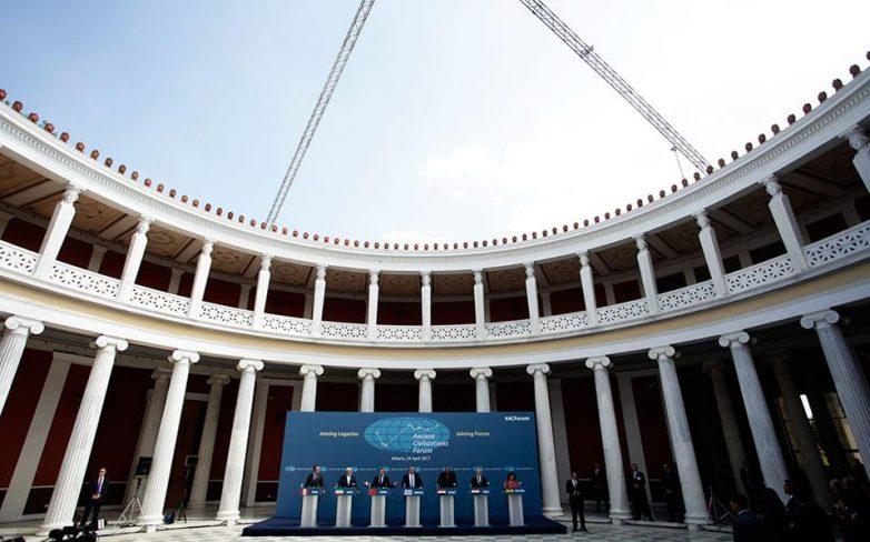 Η Διακήρυξη και οι αποφάσεις στο Φόρουμ Αρχαίων Πολιτισμών της Αθήνας