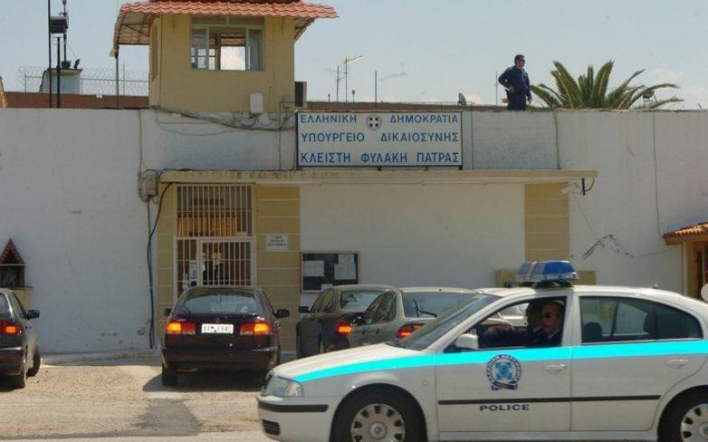 Τρεις κρατούμενοι στην Πάτρα με συμπτώματα φυματίωσης