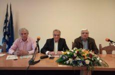 Απλή αναλογική στην Αυτοδιοίκηση και όχι χωροταξικές αλλαγές στη Μαγνησία