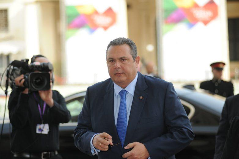 Δημοψήφισμα για την ονομασία της ΠΓΔΜ προτείνει ο Π. Καμμένος