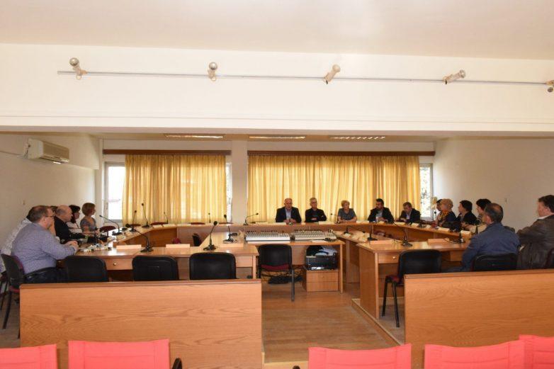 Επίσκεψη καθηγητών ευρωπαϊκών χωρών στον δήμο Ρήγα Φεραίου