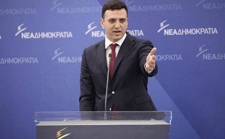 Β. Κικίλιας: Ο Αλ. Τσίπρας καθυστερεί την αξιολόγηση γιατί διαπραγματεύεται με τις συνιστώσες του ΣΥΡΙΖΑ