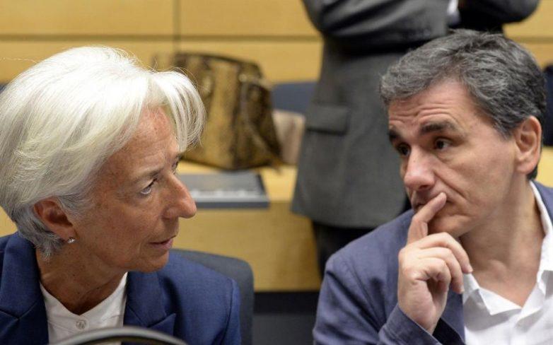 Ενστάσεις ΔΝΤ για τους ελληνικούς στόχους