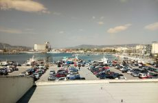 Εργατικό ατύχημα λιμενεργάτη στο εμπορικό λιμάνι του Βόλου