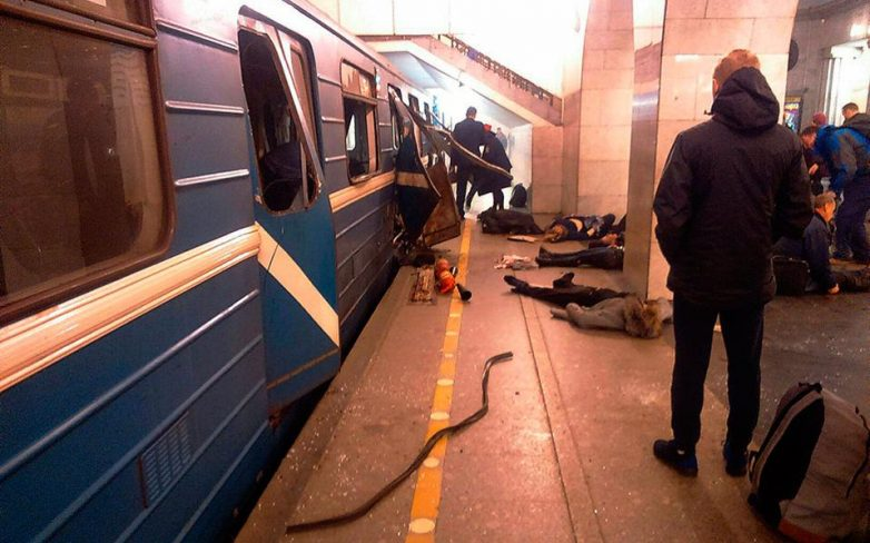 Ρωσία: Στους 14 οι νεκροί από την τρομοκρατική επίθεση- Αναγνωρίστηκε ο ύποπτος