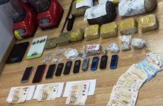 Εξάρθρωση εγκληματικής οργάνωσης που εισήγαγε ναρκωτικά από την Αλβανία
