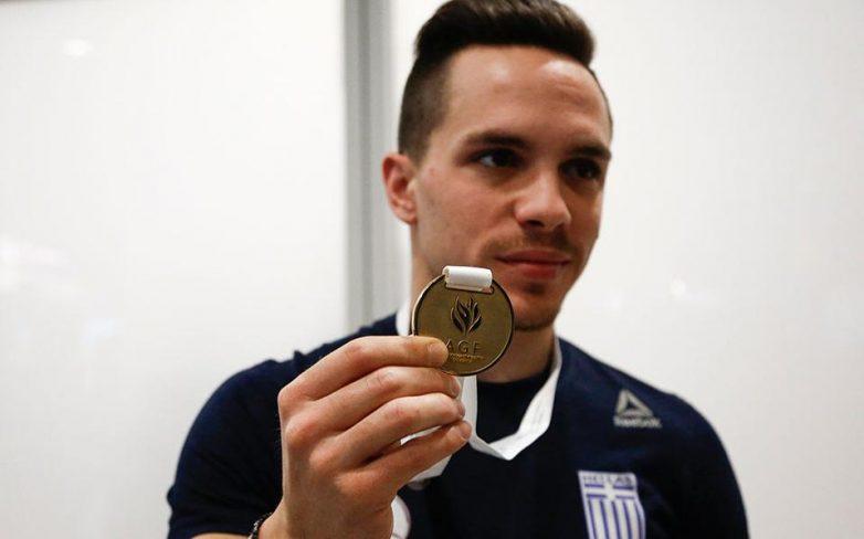 Ευρωπαίος πρωταθλητής εκ νέου ο Λευτέρης Πετρούνιας