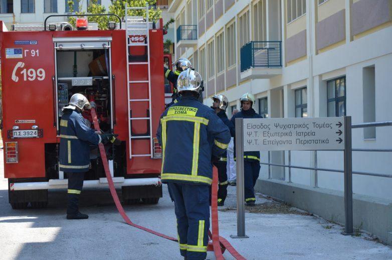 Tο Πυροσβεστικό Σώμα με πόρους του ΕΣΠΑ  εκσυγχρονίζει τον εξοπλισμό του