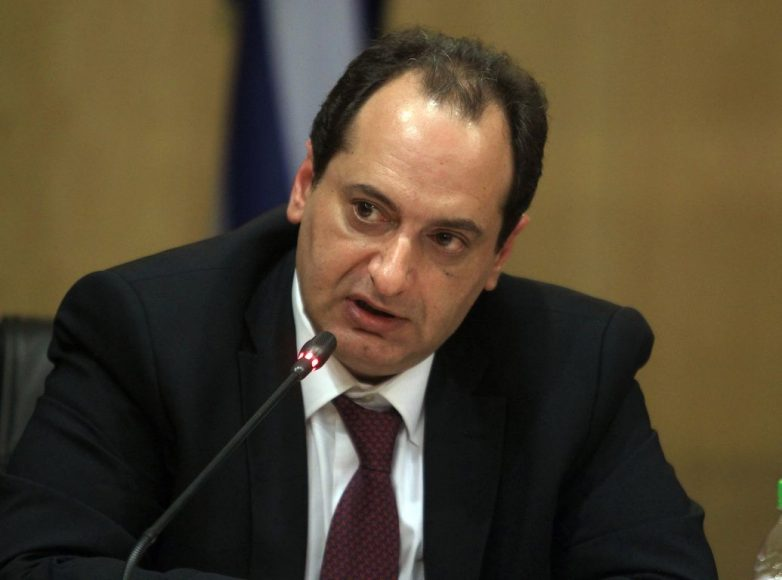 Απάντηση Υπουργού Υποδομών και Μεταφορών Χρήστου Σπίρτζη στον Πρόεδρο της Ν.Δ. Κυριάκο Μητσοτάκη