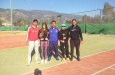 Με κύπελλα στις αποσκευές τους επέστρεψαν οι αθλητές του Ομίλου Αντισφαίρισης Μαγνησίας