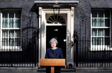 Bρετανία: Πρόωρες εκλογές στις 8 Ιουνίου εξήγγειλε η Τερέζα Μέι