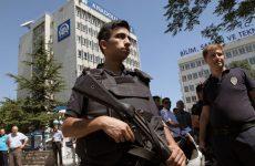 Δεκάδες συλλήψεις ύποπτων τρομοκρατών στην Τουρκία
