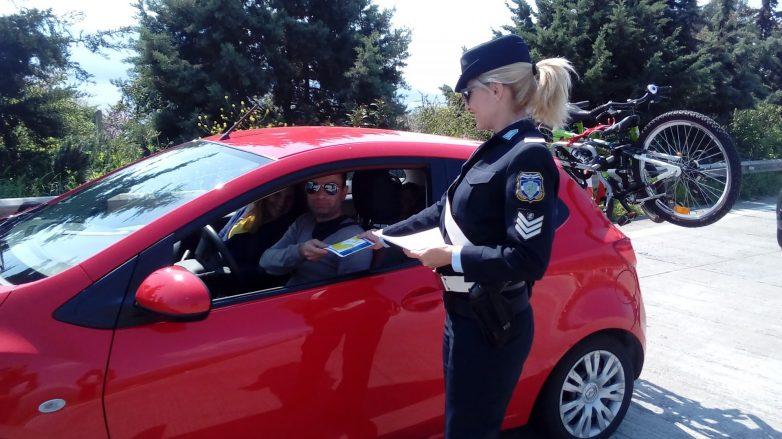 Μηνιαίος απολογισμός στα θέματα Οδικής Ασφάλειας  στη Θεσσαλία