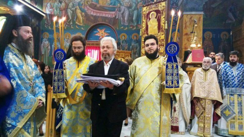 Δημητριάδος Ιγνάτιος: «Η Εκκλησία είναι του λαού και ο λαός είναι της Εκκλησίας»
