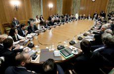 Ομιλία του Πρωθυπουργού Αλέξη Τσίπρα στο Υπουργικό Συμβούλιο