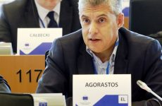 Κ. Αγοραστός: «Να συσταθεί Επιτροπή Διαχείρισης Κρίσεων στην ΕΕ»