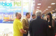 Ο Βόλος και το Πήλιο στην 1η έκθεση Greek Travel Show της Αθήνας