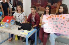 """Με επιτυχία  η  Πανθεσσαλική Μαθητική Γιορτή  """"Students4Europe: Η Ευρώπη του σήμερα, η Ευρώπη του μέλλοντος"""""""