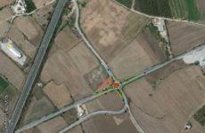 Δύο κυκλικούς κόμβους στην ΠΕΟ Λάρισας – Βόλου πρόκειται να κατασκευάσει η Περιφέρεια Θεσσαλίας