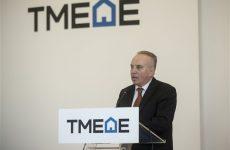 Ομιλία προέδρου  ΤΜΕΔΕ Κ. Μακέδου  στο ΤΕΕ Μαγνησίας