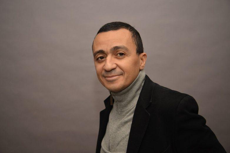 Ο Γαλλοαλγερινός συγγραφέας Salim Bachi στο Βόλο