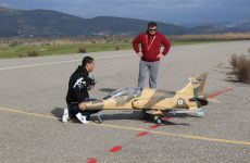 Πανελλήνιο Κύπελλο Υπερελαφρών Αεροσκαφών στην 111 Π.Μ.