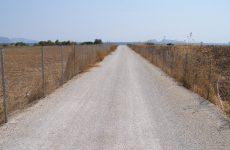 Οι 29 πρώτες εντάξεις έργων για έργα αγροτικής οδοποιίας ύψους 23 εκατ. ευρώ