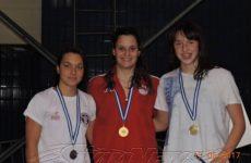 Πέντε τελικοί κι ένα χάλκινο μετάλλιο για την κολύμβηση της Νίκης Βόλου