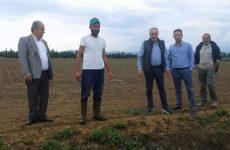 Κλιμάκιο της Περιφέρειας Θεσσαλίας στις πληγείσες περιοχές του Δήμου Αλμυρού