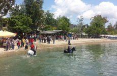 Αγιάστηκαν τα άλογα στα Καλά Νερά