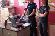 Ενημερωτική δράση οδικής ασφάλειας της Κινητής Αστυνομικής Μονάδας Τρικάλων