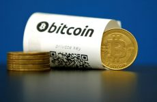 Boυτιά δέκα ποσοστιαίων μονάδων για το bitcoin