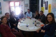 Σύσκεψη εκπροσώπων δημόσιων δομών δια βίου μάθησης και απασχόλησης με την αντιδήμαρχο Παιδείας και Πολιτισμού